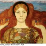 Lescargot Ivana Porcini angelo dei crisantemi Carosi