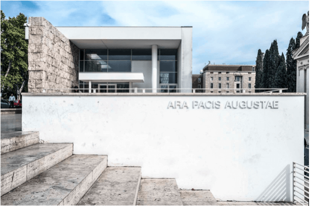 L'ARA PACIS di Augusto- lescargot