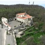 Ivana Porcini Lescargot Roccamonfina e il Santuario dei Lattani