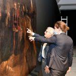 Caravaggio 1817 - L'escargot Slow Art - Ivana Porcini